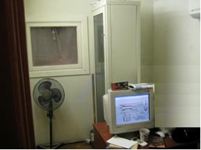 Подсистема управления сушильным отделением
