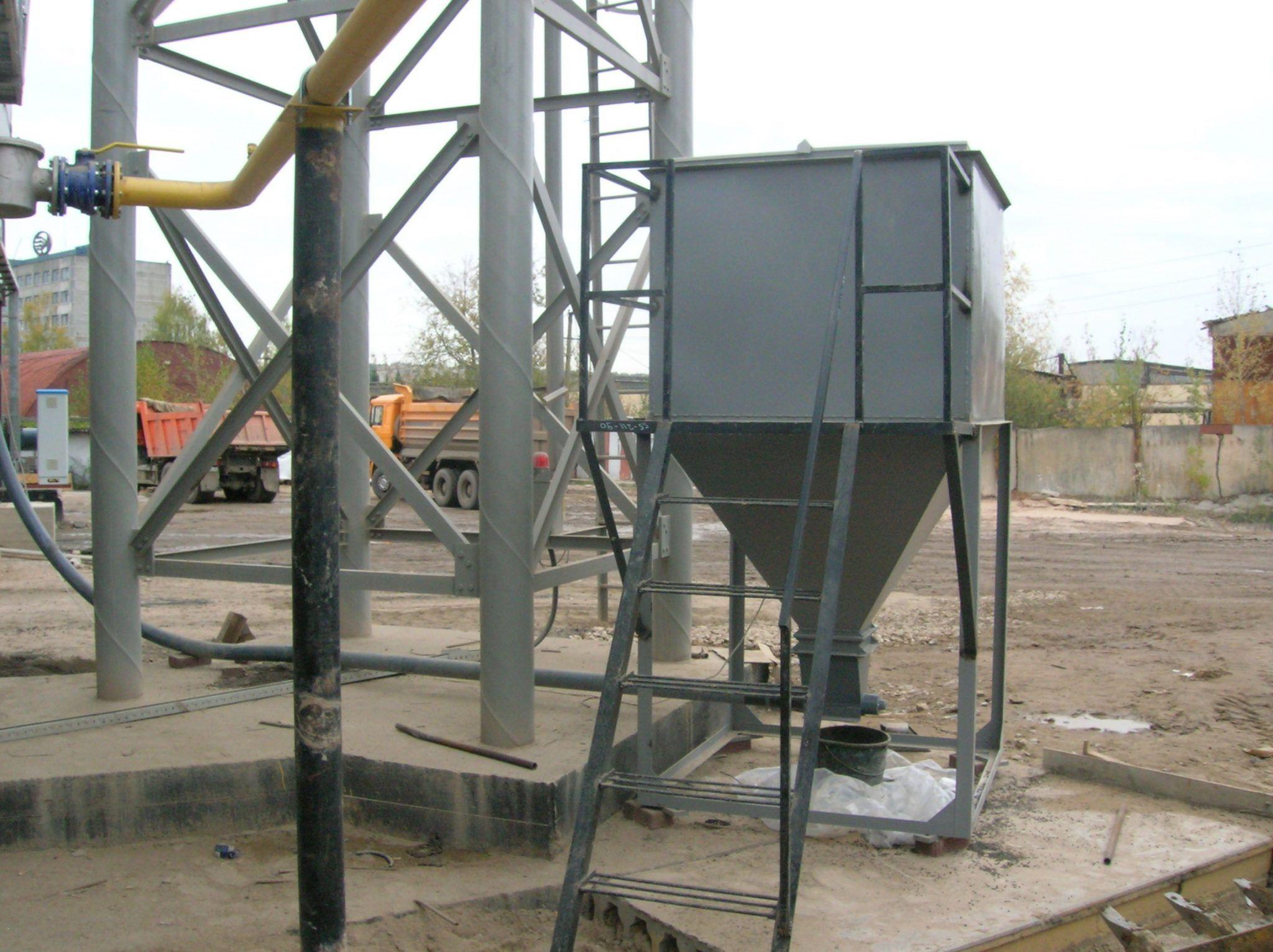 Система подачи стабилизирующей добавки СПД-30