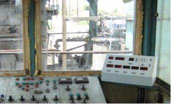 Система весового дозирования компонентов асфальтовой смеси асфальтосмесительных установок – ВД-02