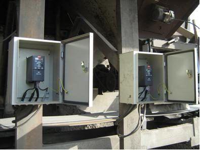 Система весового дозирования компонентов асфальтовой смеси асфальтосмесительных установок - ВД-03