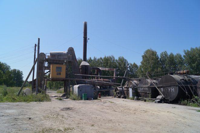 Завершены работы по монтажу и запуску системы управления АБЗ Д-508 в Алтайском крае