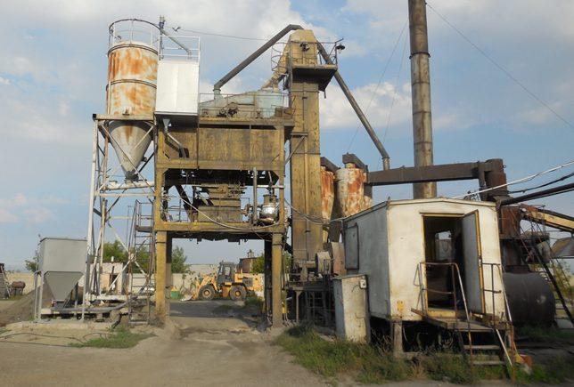 Завершен ремонт производственной базы ГУП ДХ АК «Центральное ДСУ»
