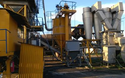 Введена в эксплуатацию линия дозирования стабилизирующих добавок СВД-30 в г.Киселевск